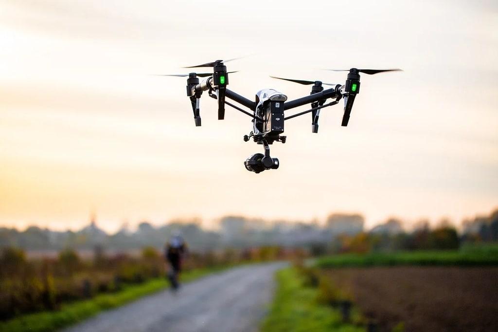 La législation en matière de drônes